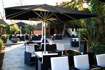 Зонты для летних площадок и террасы
