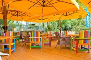 Зонты для летней площадки