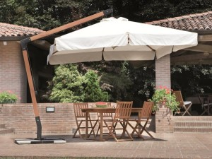 Зонт для ресторана и кафе