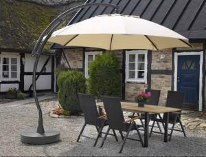 Уличные выносные зонты