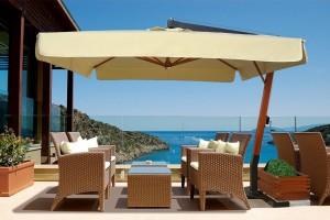 Зонт для отеля и ресторана