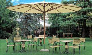 Продажа зонтов для кафе