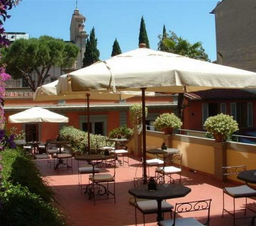 Зонт Генуя для кафе