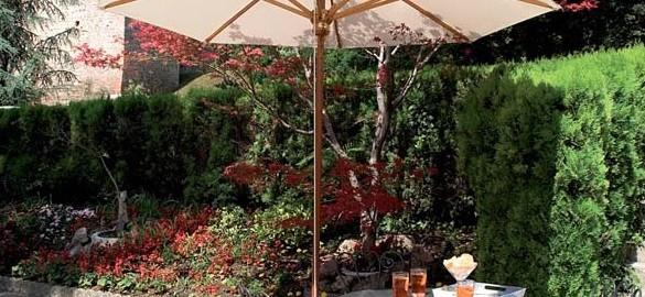 Зонт Палладиум для ресторанов и отелей
