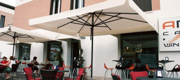 Зонты для кафе, уличные зонты