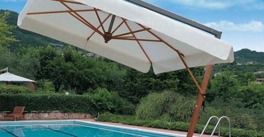 Зонты для отеля, уличные зонты