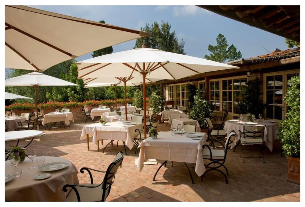 Зонты для ресторанов