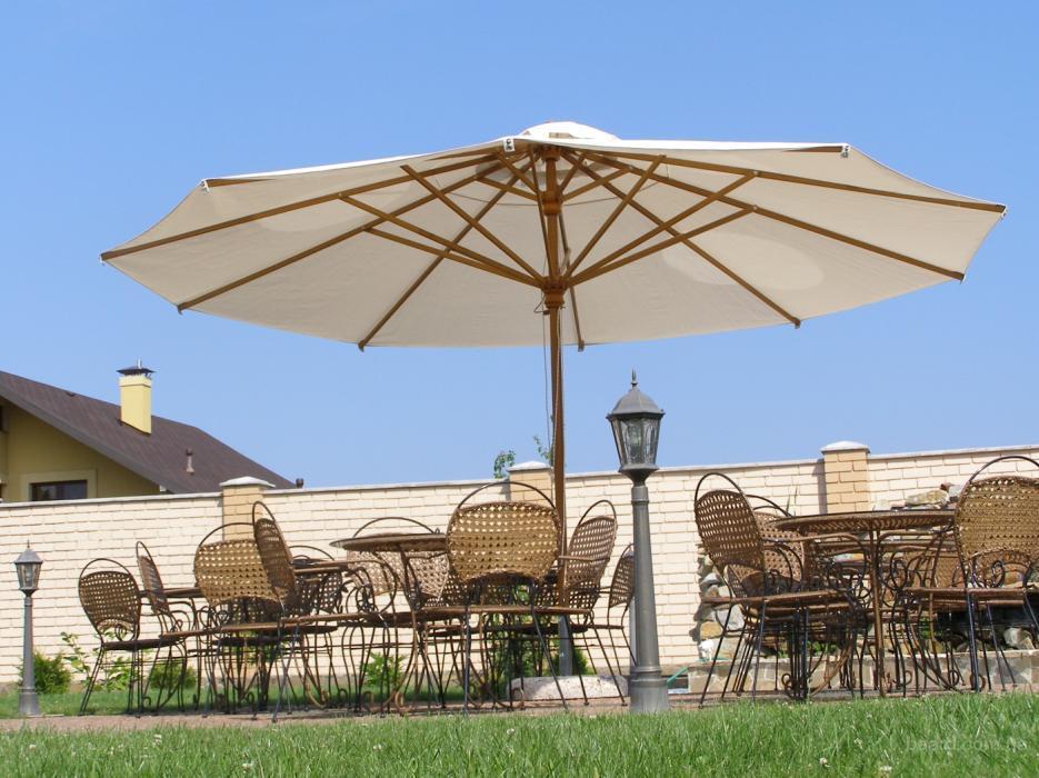 Зонт для кафе Запорожье