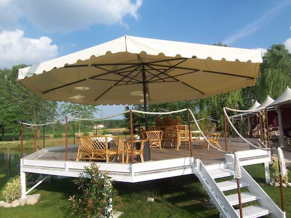 Зонты для кафе Полтава