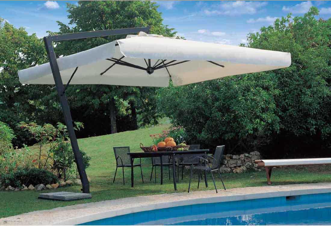Садовый зонт
