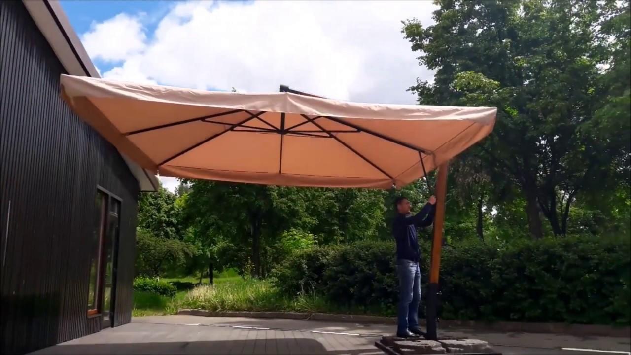 Уличный зонт Днепр