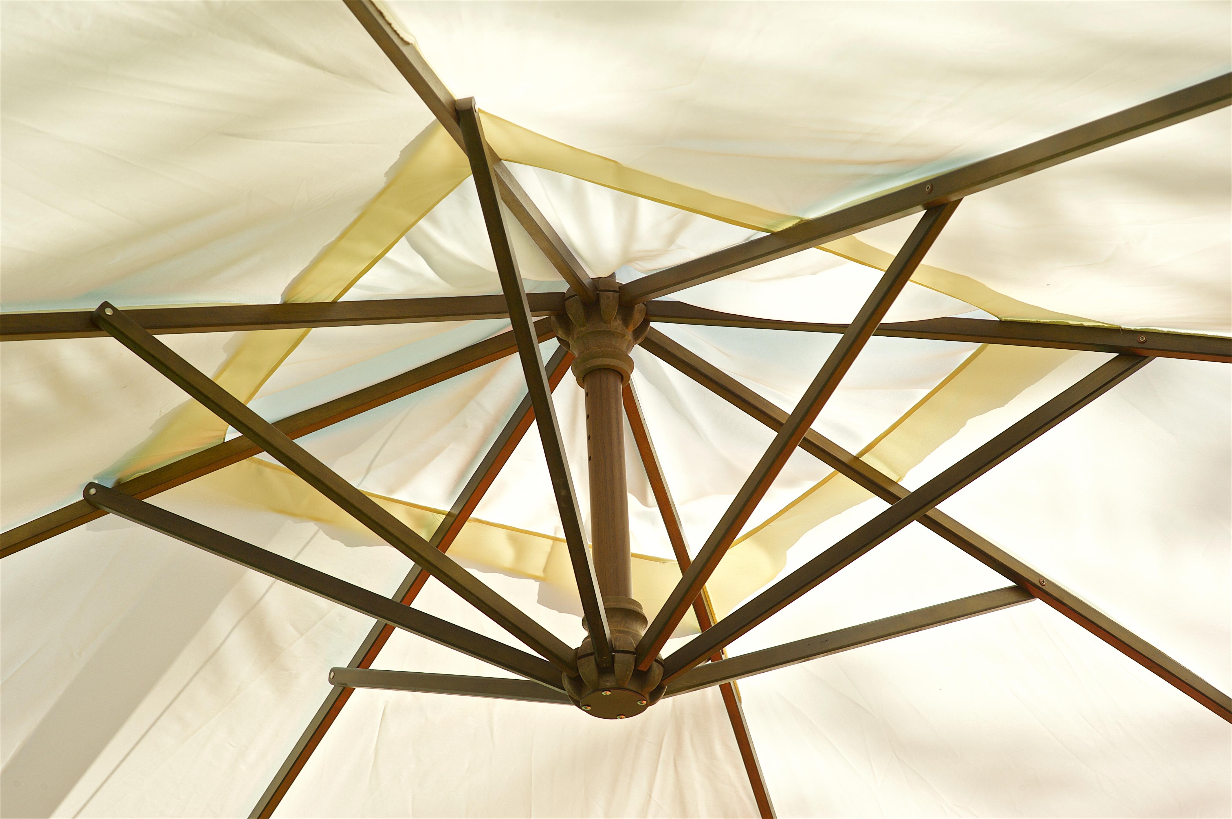 Зонт для уличного кафе